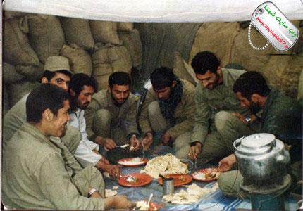 ثامن تم:رمضان و رزمندگان