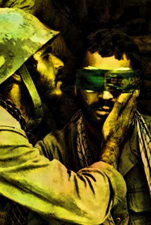چه چشم هایی فدا شدند که چشم های ما خوب ببینند و راه را گم نکنیم / ثامن تم