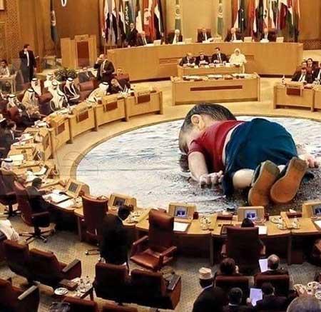 وقتی حقوق بشر اینگونه معنا می شود... / ثامن تم
