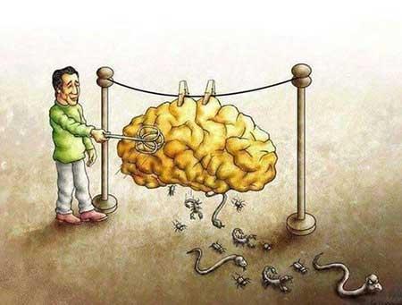 این روزها جز خانه تکانی مغز تکانی هم بکنیم