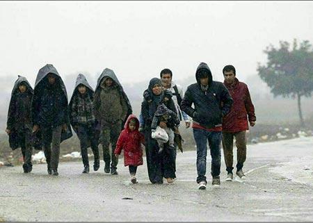 بحران مهاجرت يا بحران اخلاقيات؟