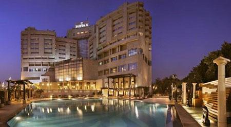 هتل پنج ستاره دی سوریا دهلی نو