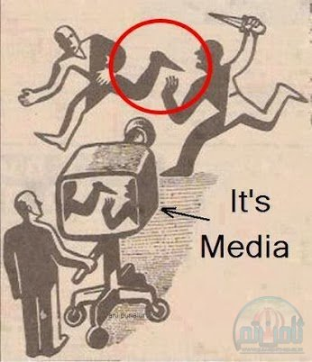 ثامن تم : قدرت رسانه را دست کم نگیریم ...